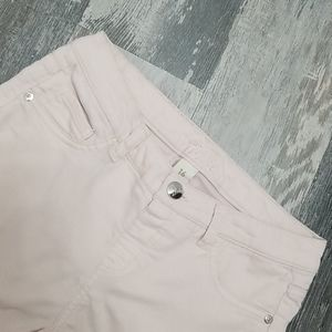 3/$20 Justice Simply Low Pink Jeggings Size 16